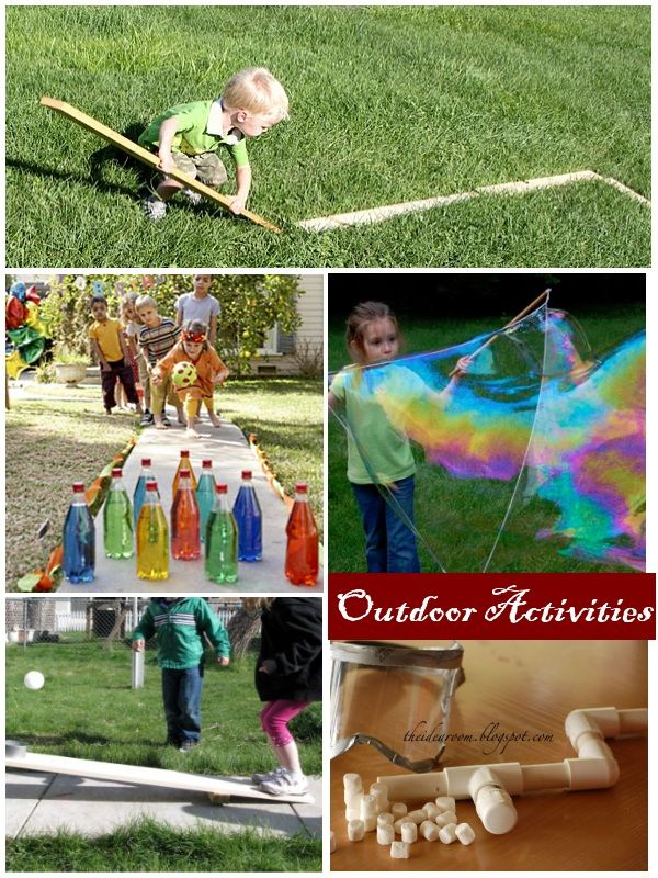 Activities for 4 Year Olds - Kids Activities Blog
