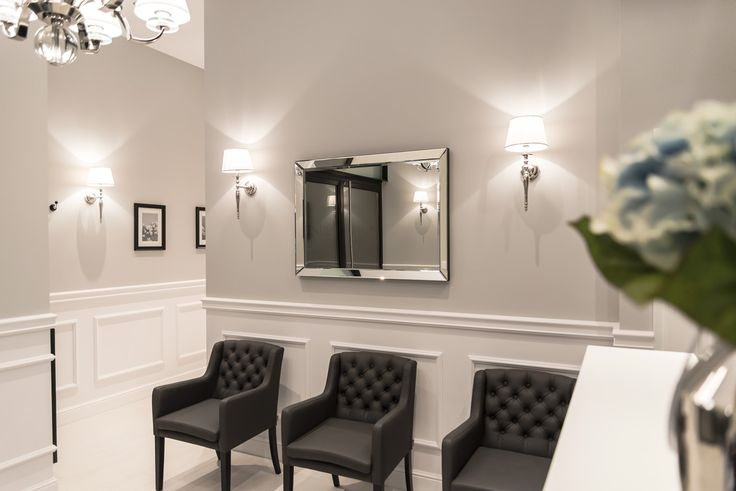 Reception, Dental Avenue, Interior, New York Style