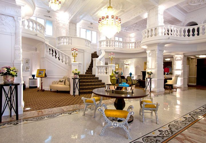 The Luxurious St Ermin's Hotel in London 2
