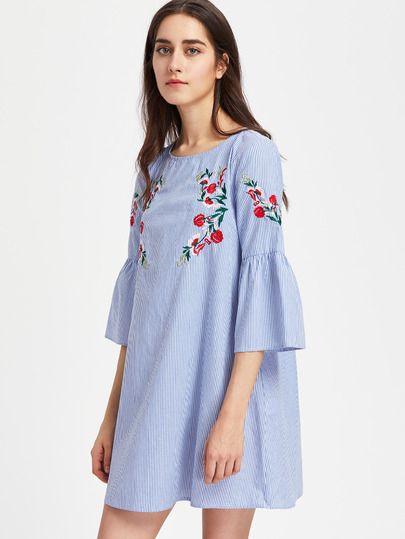 Платья з вышивкой