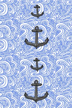 AnchorsAnchors Aweigh, Iphone Backgrounds, Anchors Obsession, Pattern, Sailing, Art, Graphics Design, Part Gamma, Nautical
