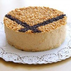 Tarta Mousse de Turrón