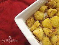 Patate sabbiose al rosmarino | Ricetta