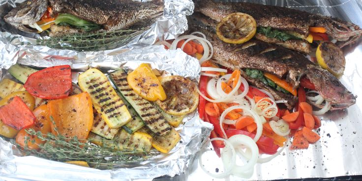 Stuffed Grilled Red Snapper This recipe has been given a distinct island twist - a Jamaican variation on ceviche, a dish popular in the Latin American countries. Click here to see this food photo s...