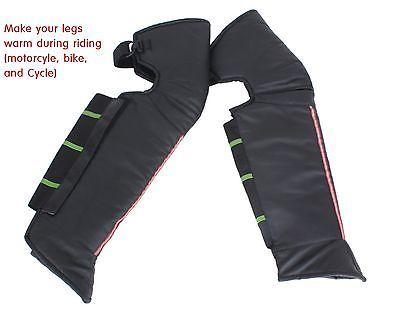 1Pair Windproof Motorcycle Bike Cycle Winter Warm Knee Legs Protector