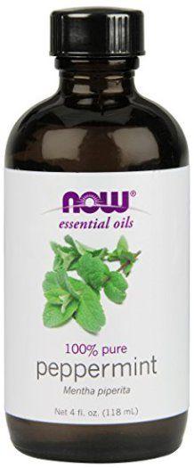 Now Peppermint Oil 4 oz