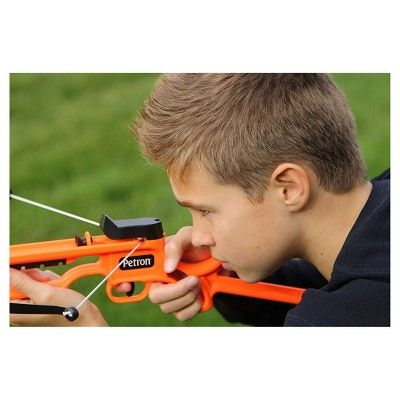 Petron Sports Sureshot Crossbow & Target Combo Toy