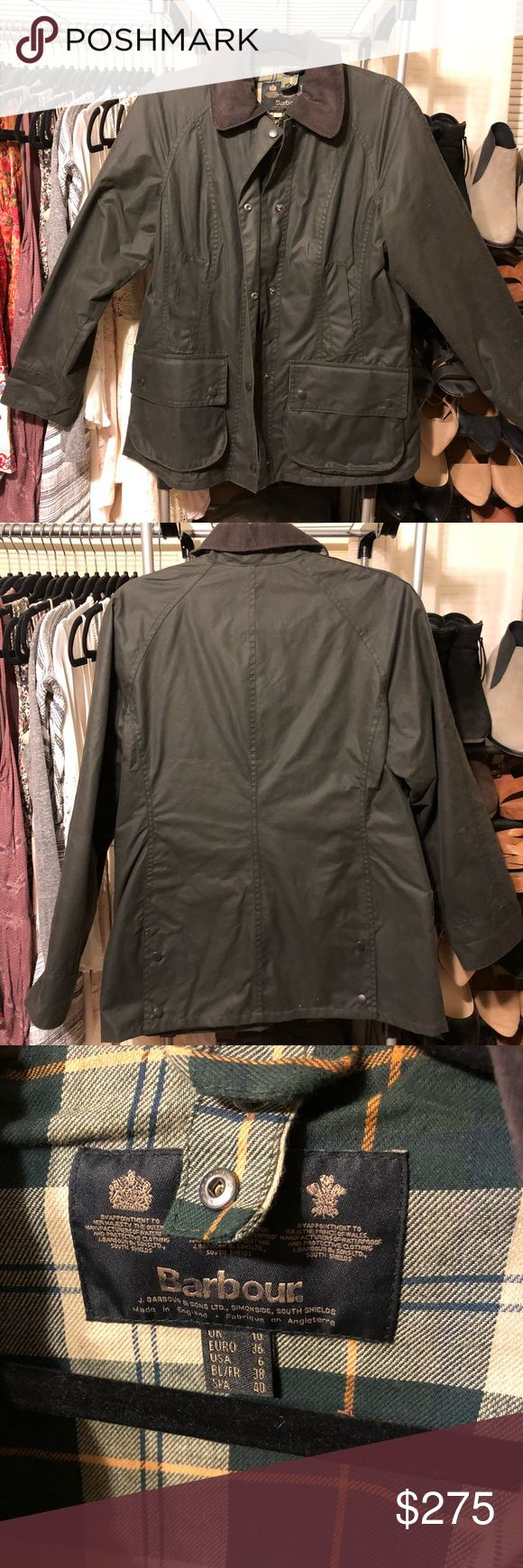 Barbour Waxed Jacket Great Jacket, worn once. Basically brand new! Barbour Jackets & Coats