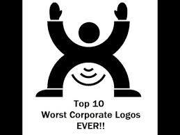 Risultati immagini per worst logos
