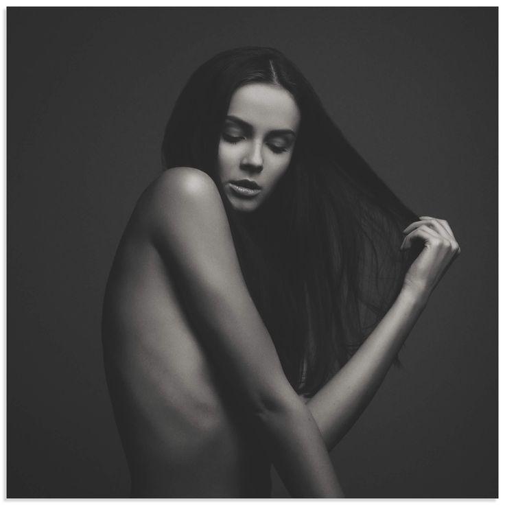 Martin Krystynek 'Miriama' Model Photography on Metal or Acrylic