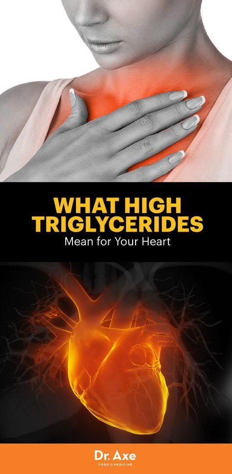 It's estimated that 31 percent of the U.S population has high triglycerides, a major risk factor for cardiovascular disease.