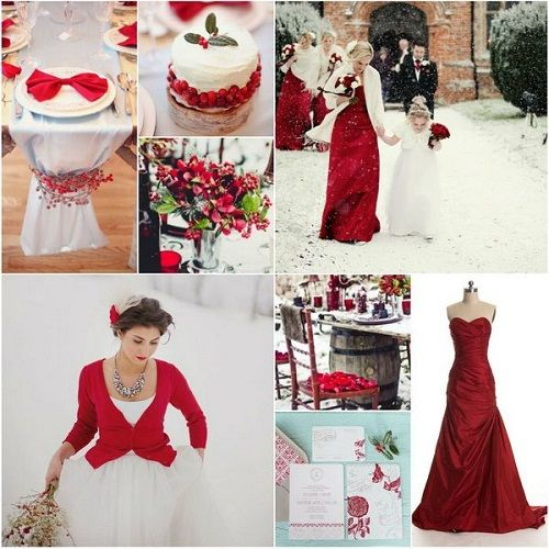 23 best images about wedding color palette on pinterest for Winter wedding colors for bridesmaids dresses