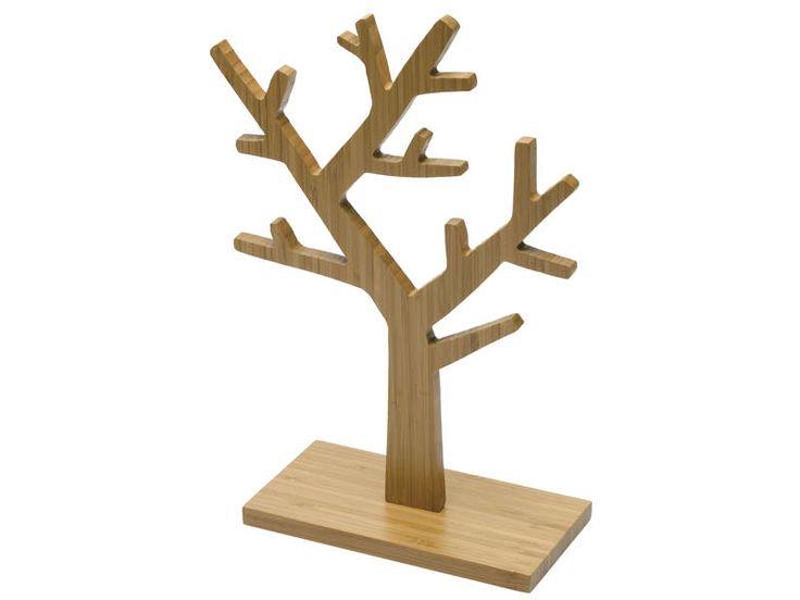 Arbre à bijoux bambou vente de autre objet de décoration conforama 899