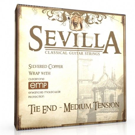 Sevilla - Cordes classique type elixir