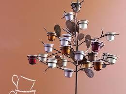 Αποτέλεσμα εικόνας για manualidades con capsulas nespresso paso a paso