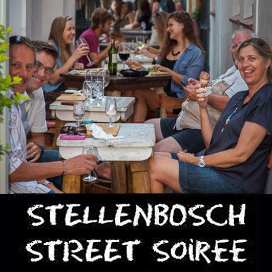 Stellenbosch Street Soireés the bi-weekly food and wine gatherings #SouthAfrica #Stellenbosch #winelands