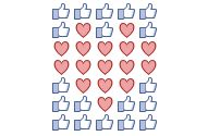 Emoticon icon art for Facebook comments (Emoji icon patterns) i so made this.. @Maka Albarn-Evans