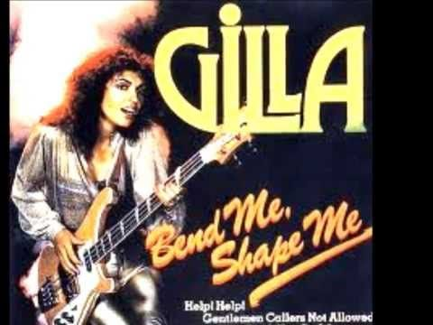 GILLA Bend Me Shape Me Extended - YouTube