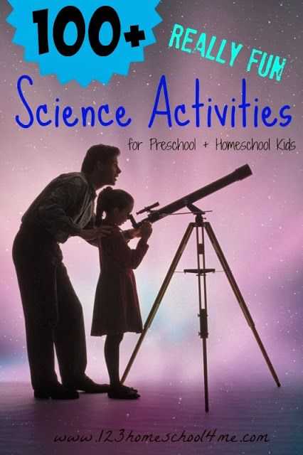 100+ really fun, creative, and unique Science Experiments for kids (picture list!!). Perfect for preschool, kindergarten, 1st grade, 2nd grade, 3rd grade, 4th grade, 5th grade, 6th grade, homeschool, summer activities, after school, and more. Includes lots of free printable science worksheets too!!!