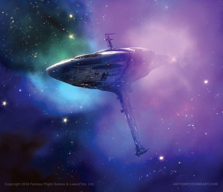 Star Wars- Ordonance Cruiser by AnthonyDevine.deviantart.com on @DeviantArt
