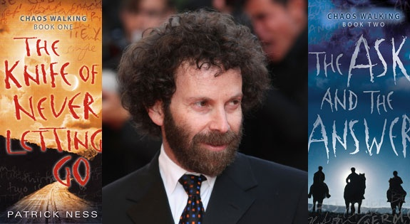 The Chaos Games? Charlie Kaufman gets Dystopian with 'The Knife of Never Letting Go'
