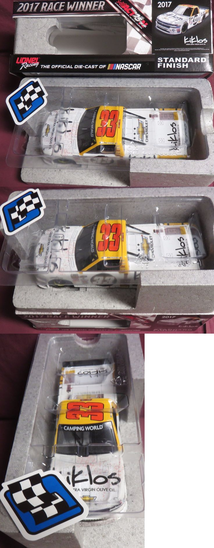 Sport and touring cars 180272 brand new 1 24 2017 daytona race win truck