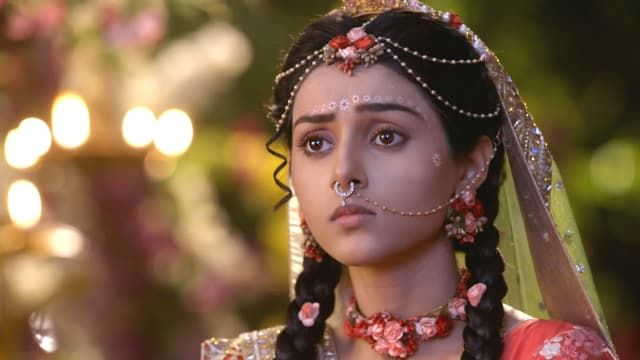 Watch Radhakrishn Episode 68 Krishna S Raas Leela Only On Hotstar The One Stop Destination For Your Favourit Krishna Radha Krishna Photo Radha Krishna Images