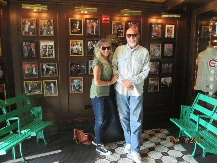 Harry Caray's Italian Steakhouse , Rosemont ~ Chicago Sept 2017