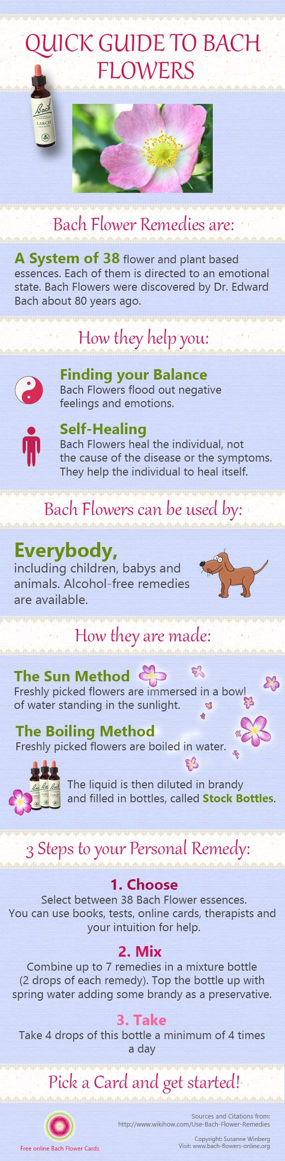 Bach Flower essences-your-bach-flower-guide2Are you curious which Bach Flower essence resonates right now with your energy?