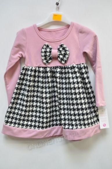 Sukienka Dziecięca ONL0367  _A12 (2-12)