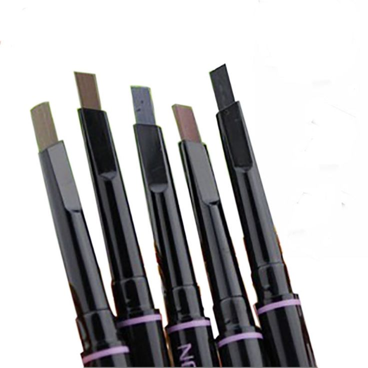 1Pcs New Automatic Eyebrow Enhancer 100% Sweat & Waterproof Eyebrow Pencil Pen 5 Colors Eye Brow Paint Brand Makeup Cosmetics