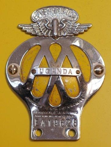 Royal East Africa Automobile Association - REAAA - Uganda