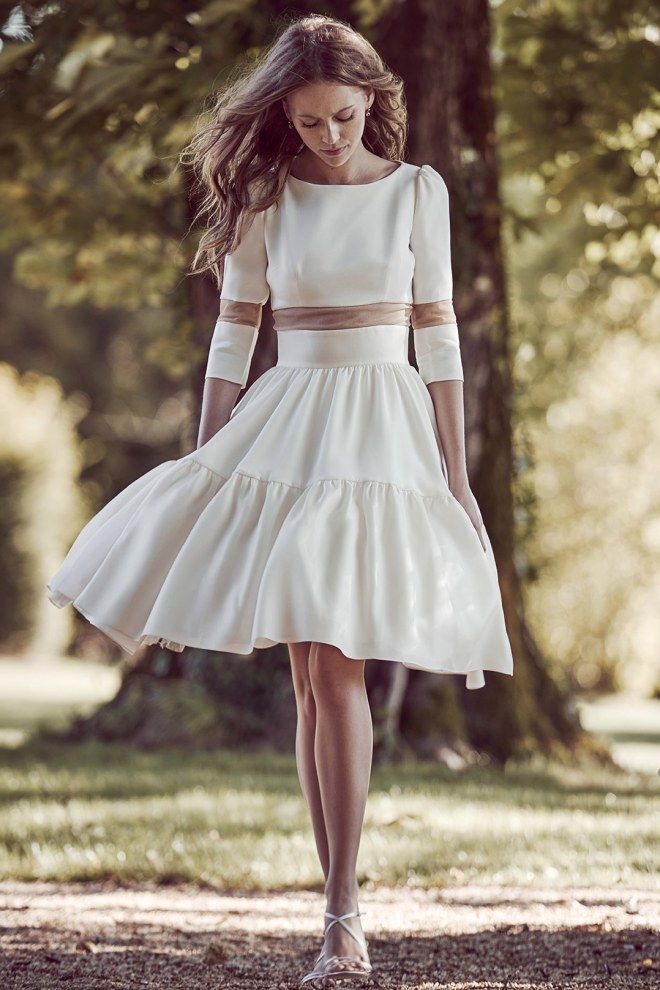 Robe de mariée originale Delphine Manivet
