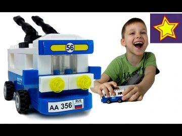 Машинки Троллейбус Конструктор Распаковка и сборка Игрушки Kids toys cars http://video-kid.com/20719-mashinki-trolleibus-konstruktor-raspakovka-i-sborka-igrushki-kids-toys-cars.html  Привет, ребята! В этой серии Игорюша открывает и собирает конструктор Троллейбус Город Мастеров. Это небольшой троллейбус с двумя штангами - токоприемниками.******************************************************Спасибо большое за просмотр, нашего канала!Thanks а lot for watching our…