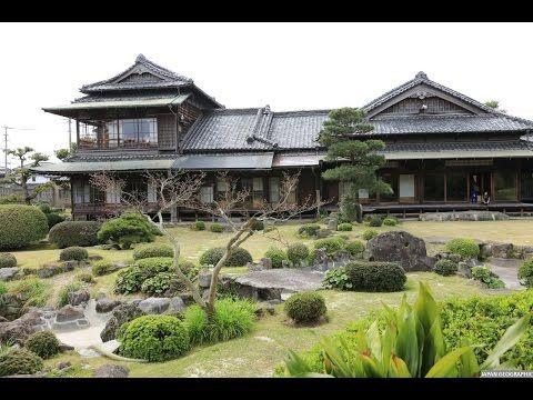 JAPAN GEOGRAPHIC 4K 福岡 旧伊藤伝衛門邸 Kyu Ito Denemon Residence,Fukuoka - YouTube