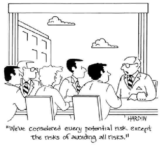 """""""Reputation precedes while judging any result.""""- Late Jokes http://malenadugroup.blogspot.in/2014/08/Risk-Management-Jokes.html"""