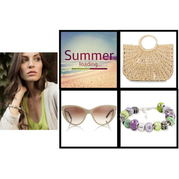 Summer is here!! by amoreebaciworld on Polyvore