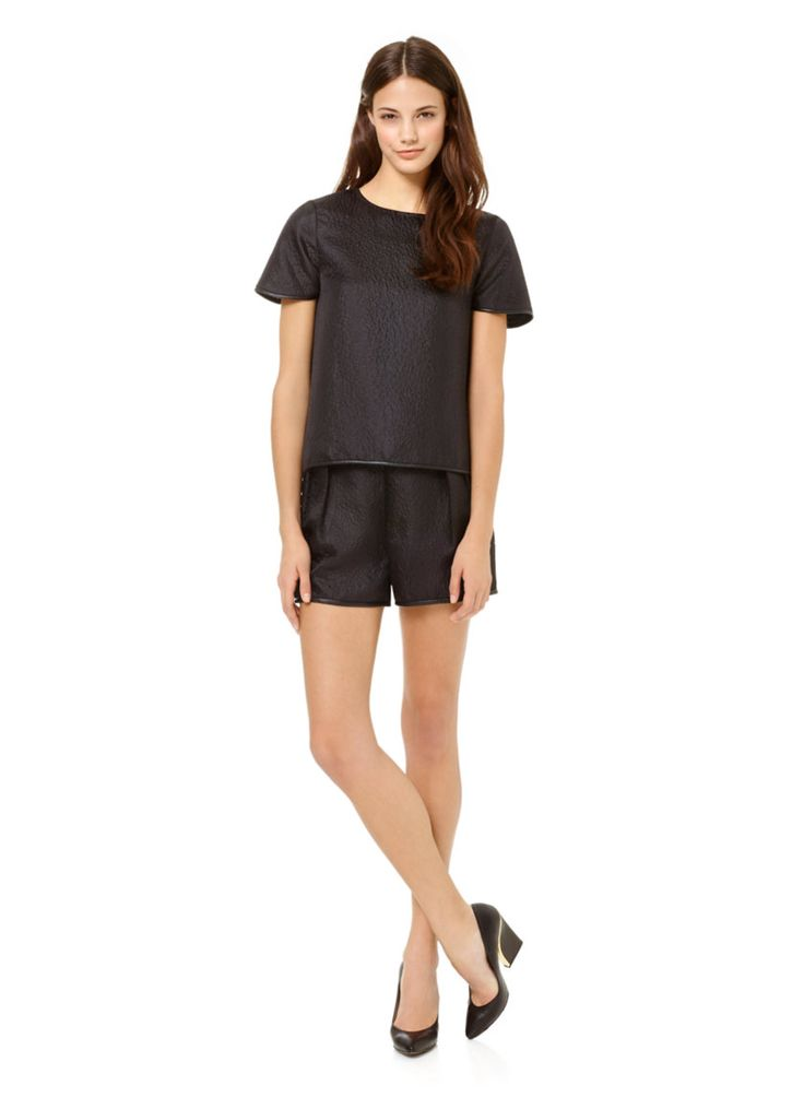 Le Fou by Wilfred Partiment Shorts, now available at Aritzia.com. #lefou