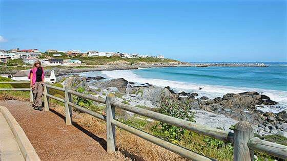 """Yzerfontein is a small harbour town with about 1200 inhabitants on the west coast of South Africa about 90 km north of Cape Town. The name in Dutch or Afrikaans means """"Iron Fountain"""". The main sources of income are tourism (especially during the wildflower season from August to October), mining and fishing.....#travel #holiday #vacation #safari #tourist #beach #southafrica #photosafari #tourism #extremefrontiers #ocean"""