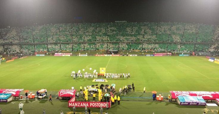 Atlético Nacional parabeniza Chapecoense por título da Sul-Americana