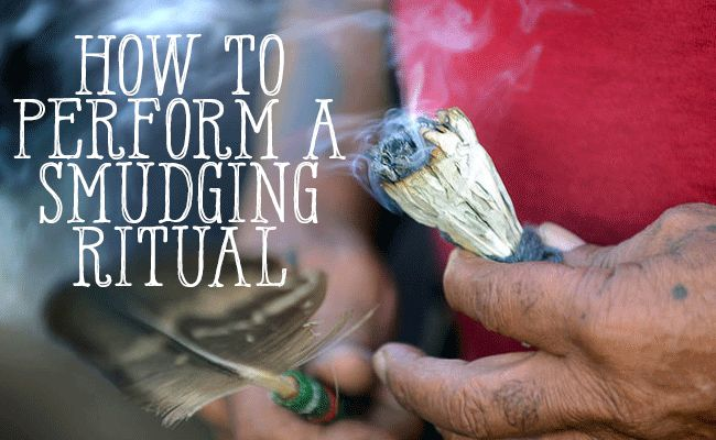 How to Perform a Smudging Ritual and Prayer