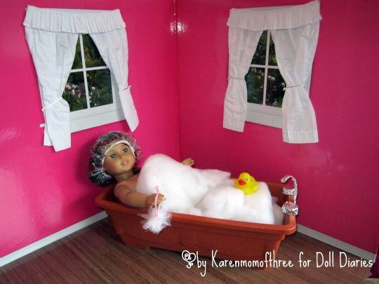 Doll bathtub to create your own doll bath tub you will for I want to design my own bathroom