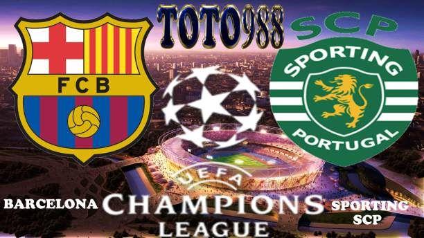 Prediksi Bola Jitu Barcelona VS Sporting CP 6 Desember 2017