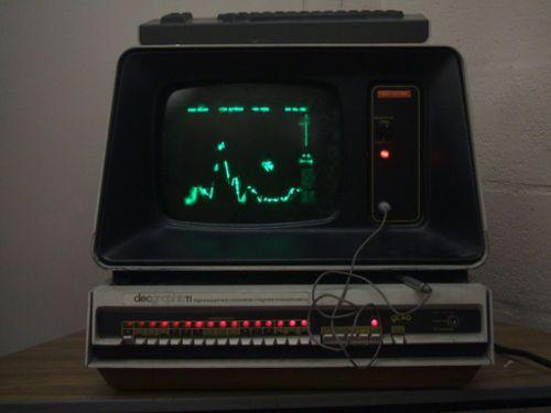 DEC-Digital-1972-GT40-vector-graphics-system-PDP11-PDP-11