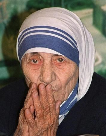 The pope beatifies Mother Teresa, a fanatic, a fundamentalist, and a fraud.