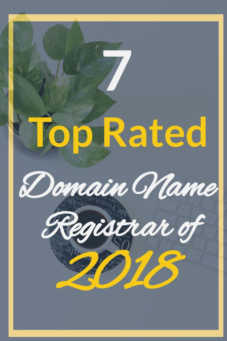 Not sure what is the best place to buy domain name? No worry. We have listed down the best domain registrar for you. The one which is very popular is ...