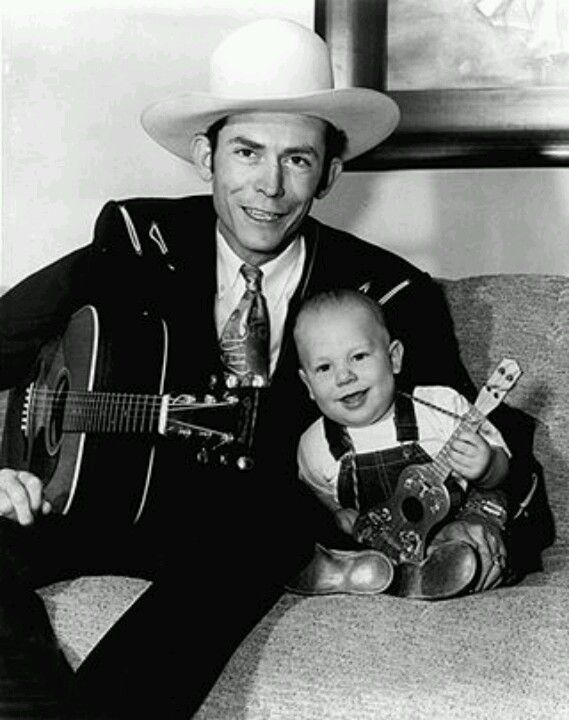 Hank Hank Jr.... by far the cutest picture ever!