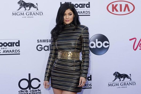 Tyga and Kylie Jenner wear the same shoe and outfit, that's real love now #Juliet, #KylieJenner, #Romeo, #Tyga