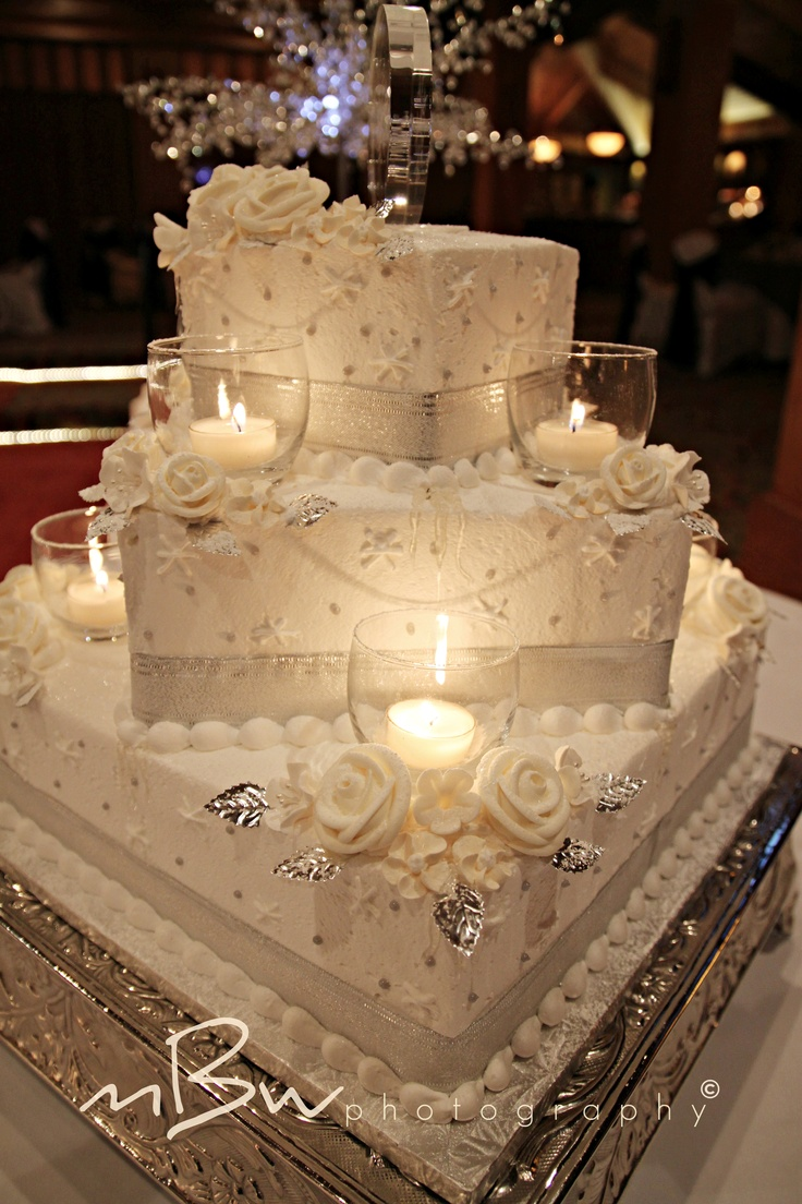 76 best wedding cakes images on pinterest | winter cakes, quilted