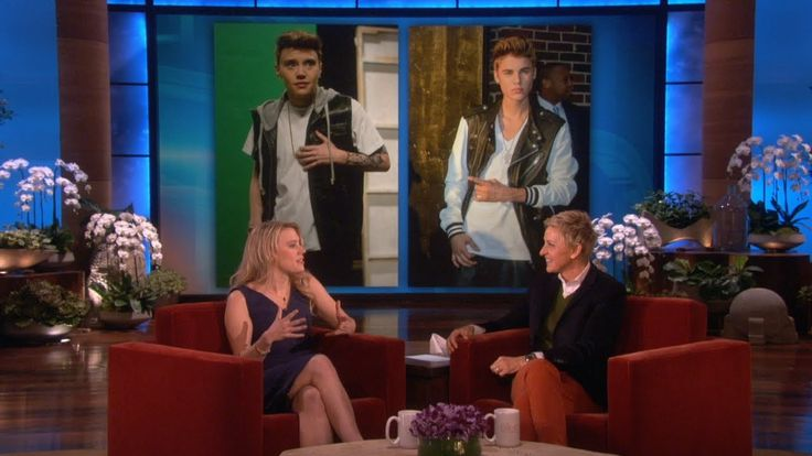 "Kate McKinnon on Justin Bieber: The ""SNL"" comic and the woman she's famous for impersonating talked about her new impersonation -- Justin Bieber -- and meeting a wacky group of Australians!"
